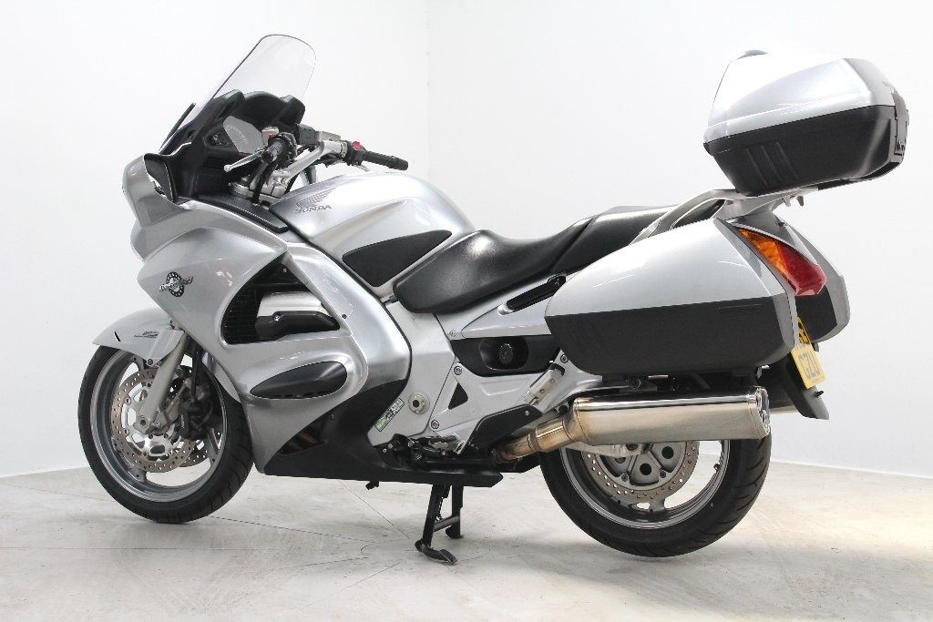 Used Honda ST1300 Pan European available for sale, Silver, 16139 Miles | Honda Used Motorcycles