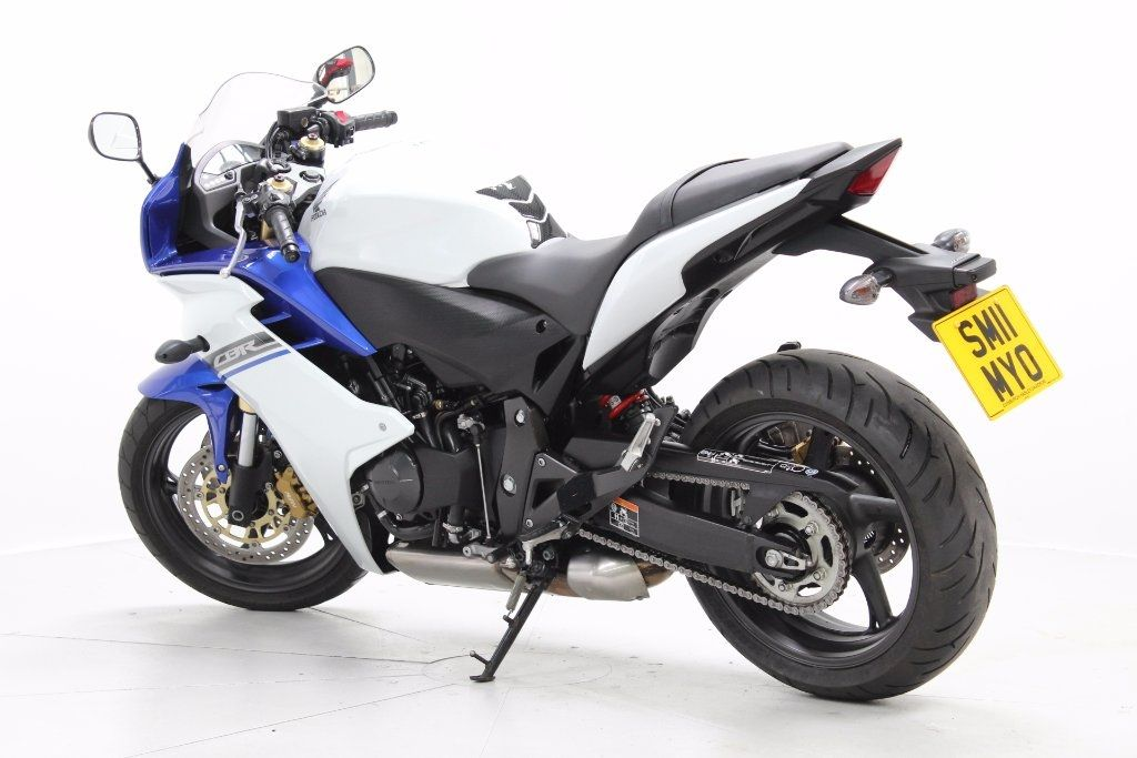used honda cbr600f available for sale blue 5000 miles honda used motorcycles. Black Bedroom Furniture Sets. Home Design Ideas
